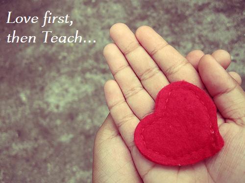 The Best Teachers Teach from the Heart | Purposeful Teaching and ...